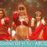 sadda dil vi tu lyrics abcd