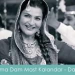 dama dum mast kalandar lyrics