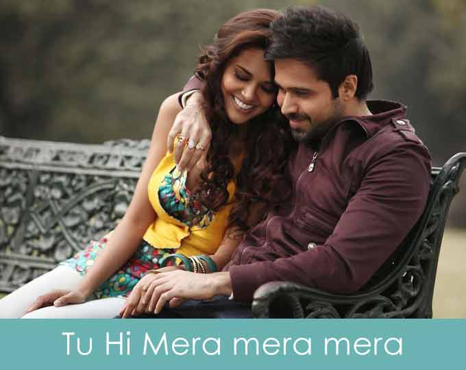 tu hi mera mera lyrics