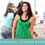 dichkiyaon lyrics chashme baddoor