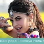 jadoo ki jhappi lyrics Ramaiya Vastavaiya