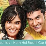 nachley lyrics hum hai raahi car key