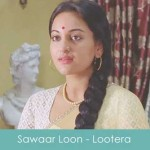 sawaar loon lyrics lootera