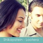 shikayatein lyrics raanjhanaa