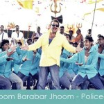 jhoom barabar jhoom lyrics policegiri