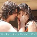 khali salam dua lyrics shortcut romeo