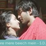 Tere mere beech mein Lyrics Shuddh Desi Romance
