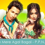 tu mere agal bagal lyrics - phata poster nikla hero