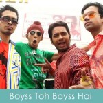 boyss toh boyss hain lyrics