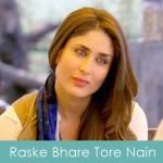 Raske Bhare Tore Nain Lyrics Satyagraha