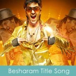 Besharam Lyrics Title Somg