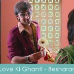 love ki ghanti lyrics besharam