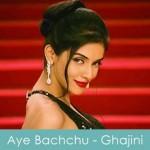Aye Bachchu Lyrics Ghajini 2008