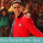boss ganpati mix lyrics - boss