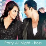 Party All Night Lyrics Boss 2013