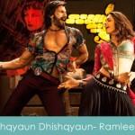 Ishqyaun Dhishqyaun - Ramleela 2013
