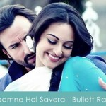Saamne hai savera- bullett raja lyrics