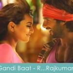 Gandi Baat Lyrics R Rajkumar 2013