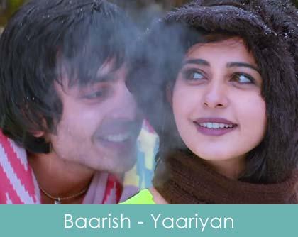 Baarish Lyrics-Yaariyan (2014) - Yaariyan- 2014