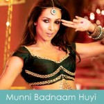 Munni Badnaam Huyi Lyrics Dabangg 2010