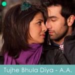 Tujhe Bhula Diya Lyrics Anjaana Anjaani 2010