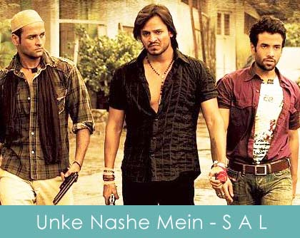 Unke Nashe Mein Lyrics Shootout At Lokhandwala 2007