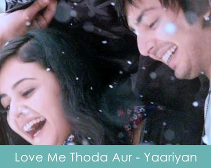 Thoda Aur Full Video Song — Ronhall76