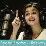 sooha saaha lyrics - highway 2014