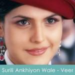 Surili Ankhiyon Wale Lyrics Veer 2010