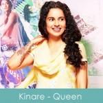 kinare lyrics -queen 2014