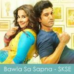 bawla sa sapna lyrics -shaadi ke shaadi effects 2014