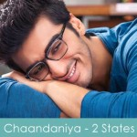 chaandaniya lyrics - 2 states