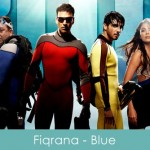 Fiqrana lyrics - blue 2009