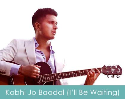L ll be waiting song