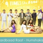 barbaad raat lyrics - humshakals 2014