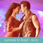 Jumme Ki Raat Lyrics Kick 2014