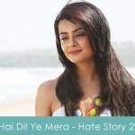 Hai Dil Ye Mera Lyrics - hate story 2 arijit singh