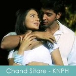 chand sitare lyrics - kaho na pyar hai 2000