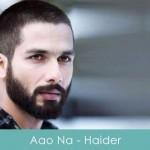 aao na lyrics - haider 2014 vishal dadlani