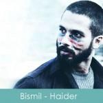 bismil lyrics - haider 2014 sukhwinder singh