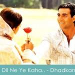 Dil Ne Ye Kaha Hai Dil Se Lyrics Dhadkan 2000.
