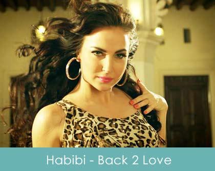 Habibi Lyrics (Rahat Fateh Ali Khan) - Back 2 Love - 2014