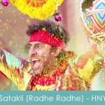 Satakli Lyrics Radhe Radhe Bolo Happy New Year 2014