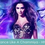 dance like a chamiya lyrics - happy new year 2014