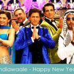 india waale lyrics - happy new year 2014