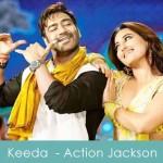 keeda lyrics -tumse milne ka - action jackson 2014
