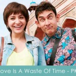 Love Is A Waste Of Time Lyrics - pk 2014