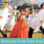 Bhangda Paale Aaja Aaja Lyrics Karan Arjun 1995
