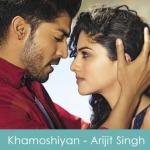 Khamoshiyan Lyrics title song Arijit Singh 2014