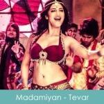 Madamiyan Lyrics Mika Singh Tevar 2014